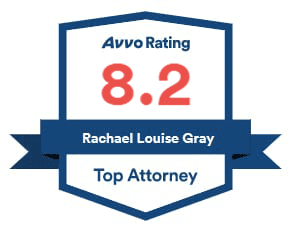 Racheal's Official Avvo Badge